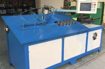 2Д цнц аутоматска челична жица машина за савијање