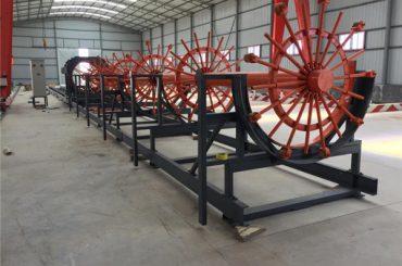 машина за заваривање челичне пилоте, машина за израду целе плочице од челика