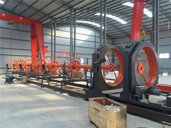 цнц челична кавезна машина за заваривање челични ролни шраф за заваривање користи за изградњу