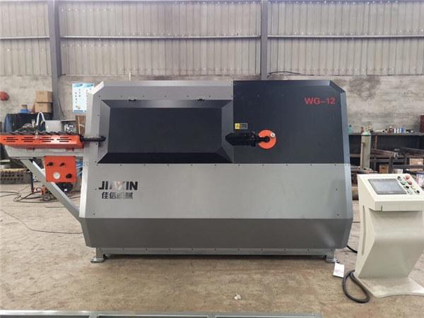 Кина произвођач 4-12мм аутоматска ЦНЦ контрола челична жица, машина за савијање траке