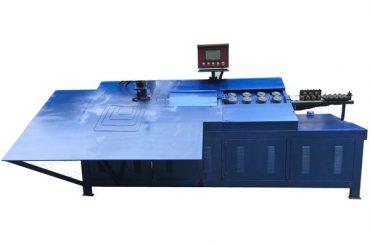 потпуно аутоматска ЦНЦ контрола 2Д жица машина за савијање строја