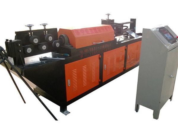 ГТ4-14 машина за исправљање и резање жичане траке