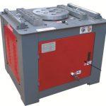 хидраулична машина за савијање цијеви од нерђајућег челика, квадратна цијев / округла цијев бендера за продају