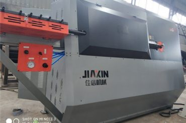машина за савијање траке, машина за израду жељеза за стеге, ојачавајућа машина за савијање трака