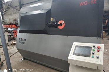 опрема за индустријске машине од деформиране шипке направљене у аутоматском стезаљку са аутоматским стезањем у Кини