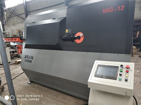 опрема за индустријске машине деформиране шипке направљене у кингтаи аутоматском стезаљку